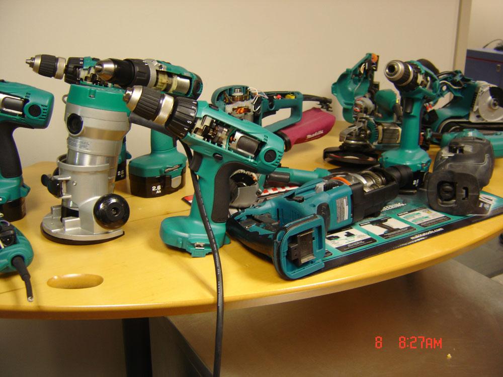 Modern Classroom Tools : Modern woodworking gwa field trip to makita plant in